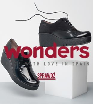 Hiszpańskie obuwie Wonders